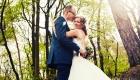 Bruidsfotografie - Bos