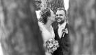 Bruidsfotografie - zwart-wit