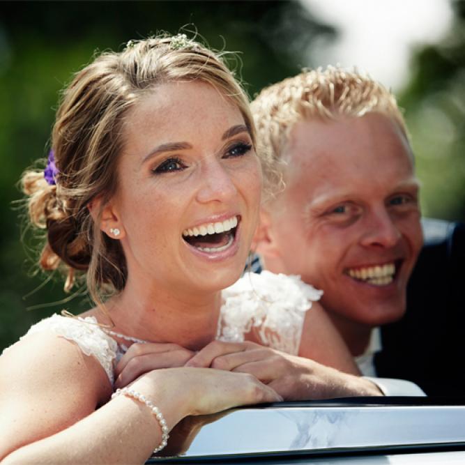 Bruidsfotografie door Niek Erents Fotografie